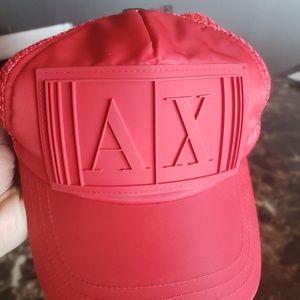 A/X armani exchange cap